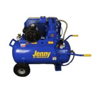 Jenny K15A-30P Portable Air Compressor 30 Gallon