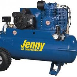 Jenny K1A-30P Portable Air Compressor 30 Gallon