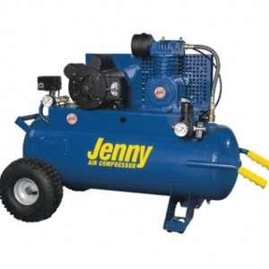 Jenny K2A-17P Portable Air Compressor