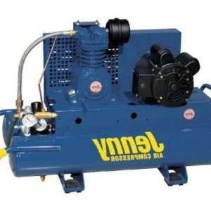 Jenny K2A-8P Portable Air Compressor