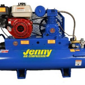 Jenny K5HGA-15P Portable Air Compressor