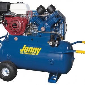Jenny W11HGB-30P Portable Air Compressor 21 CFM