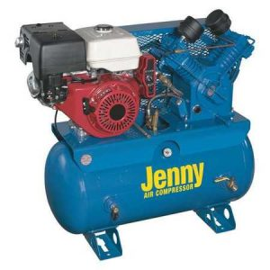 Jenny W13HGB-SM Skid Mount Air Compressor