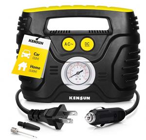 Kensun AC Rapid Performance Portable Air Compressor