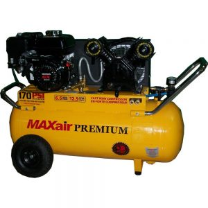 MaxAir P65G25H1-MAP Portable Air Compressor 12.5 CFM