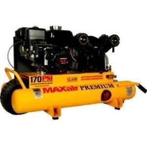MaxAir TT65G-MAP Wheelbarrow Air Compressor 12.5 CFM