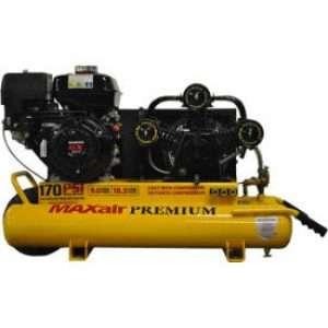 MaxAir TT90G-MAP Wheelbarrow Air Compressor 18.5 CFM