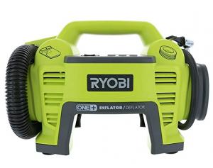 Ryobi 731 18-volt dual-function inflato