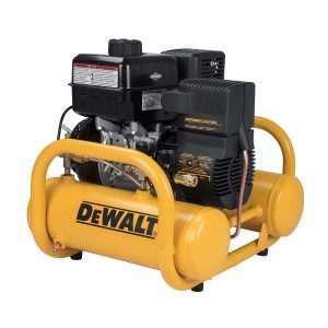 DeWalt DXCMTA5090412 Subaru Powered Oil Free Direct Drive Air Compressor