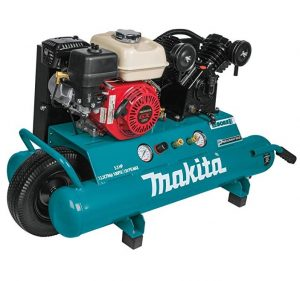 Makita MAC5501G gas powered air compressor