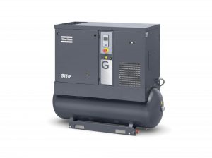 15 HP Rotary Screw Air Compressors