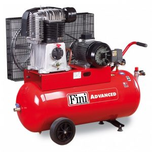 High CFM air compressors