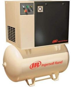 Ingersoll Rand Rotary Screw Compressor - 230 Volts