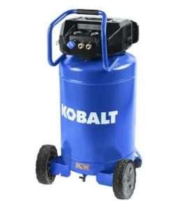 Kobalt 20-Gallon Portable Electric Vertical Air Compressor