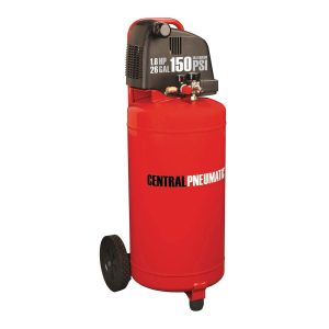 26 Gal. 1.8 HP 150 PSI Oil-Free Air Compressor
