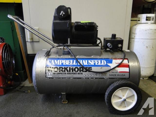 Best Campbell Hausfeld Air Compressors Reviewed