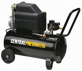 10 Best Central Pneumatic Air Compressors Reviews