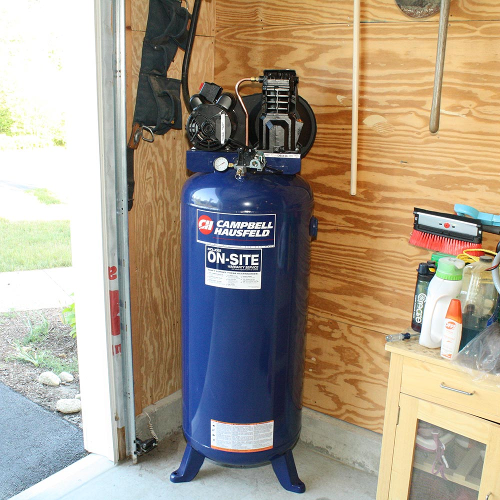Best Air Compressor For Small Shops