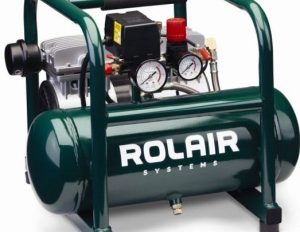Small air compressors