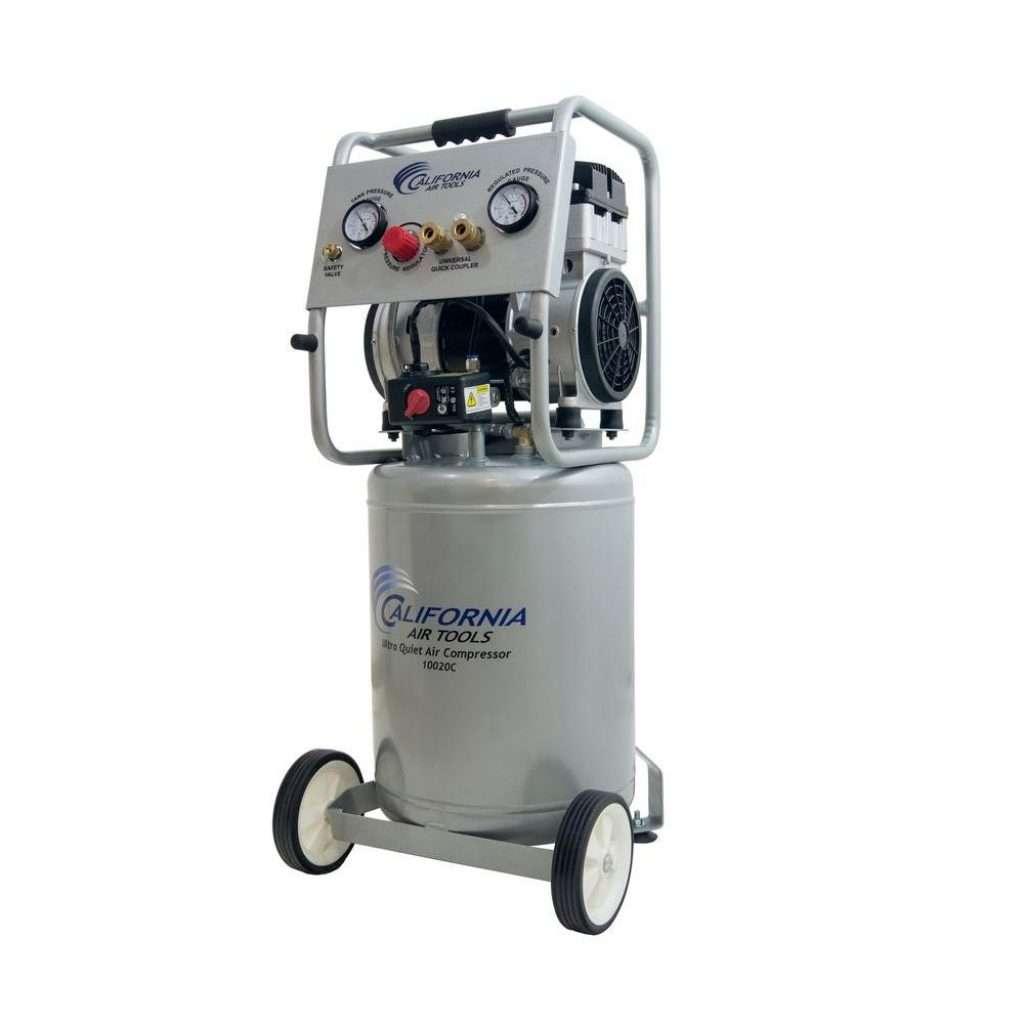 California Air Tools 10020C Ultra Quiet Oil-Free Air Compressor