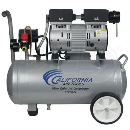 California Air Tools CAT-5510A Portable Air Compressor