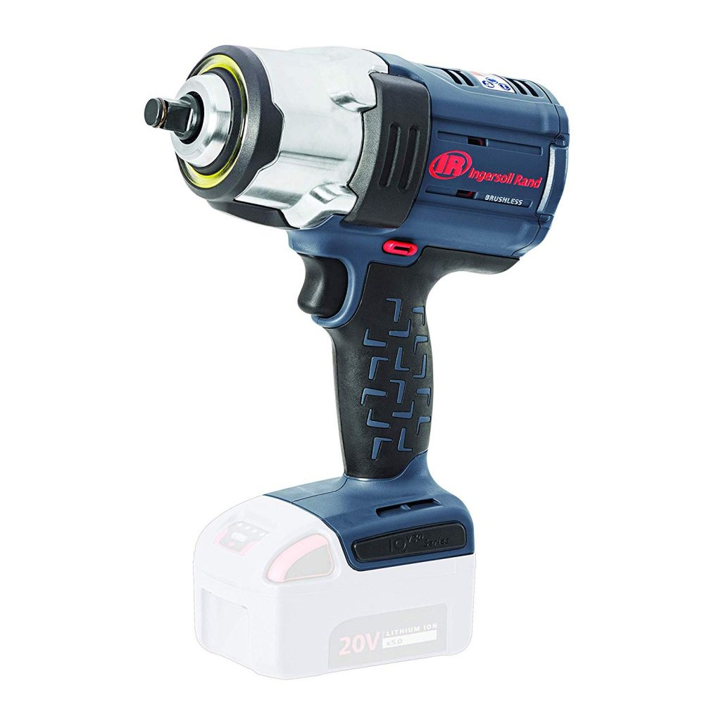 """Ingersoll Rand W7152 1/2"""" 20V Cordless Impact Wrench"""