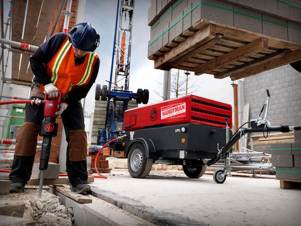 Air Compressor Rental [Costs & Where To Rent]