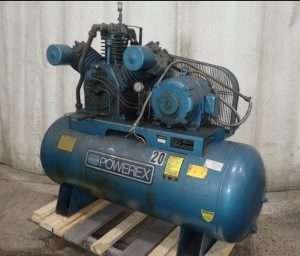 Powerex compressor