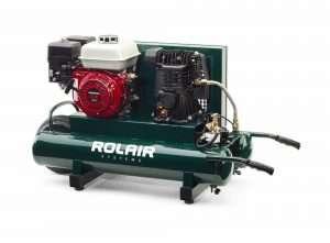 Rolar Hand Carry Compressor