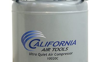 California Air Tools 10020C Ultra Quiet, Oil-Free