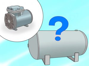 Sizing your Air Compressor