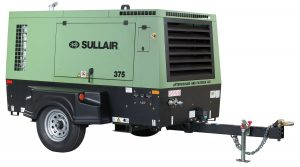 Sullair 185 T4F Portable Air Compressor Review