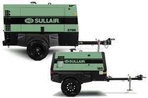 Sullair 185 series air compressors