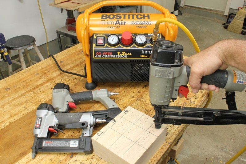 Bostitch CAP1512-OF Trim Air Compressor review