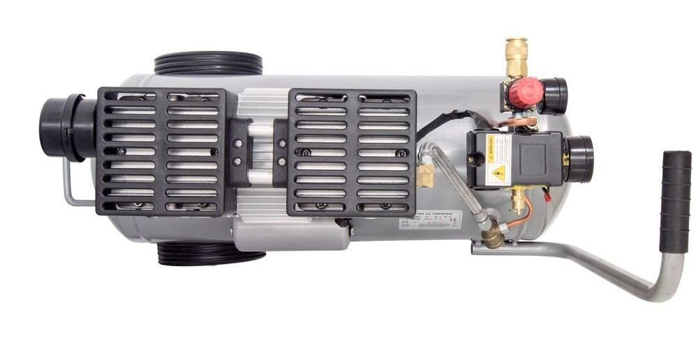 California Oil-Free Air Compressor