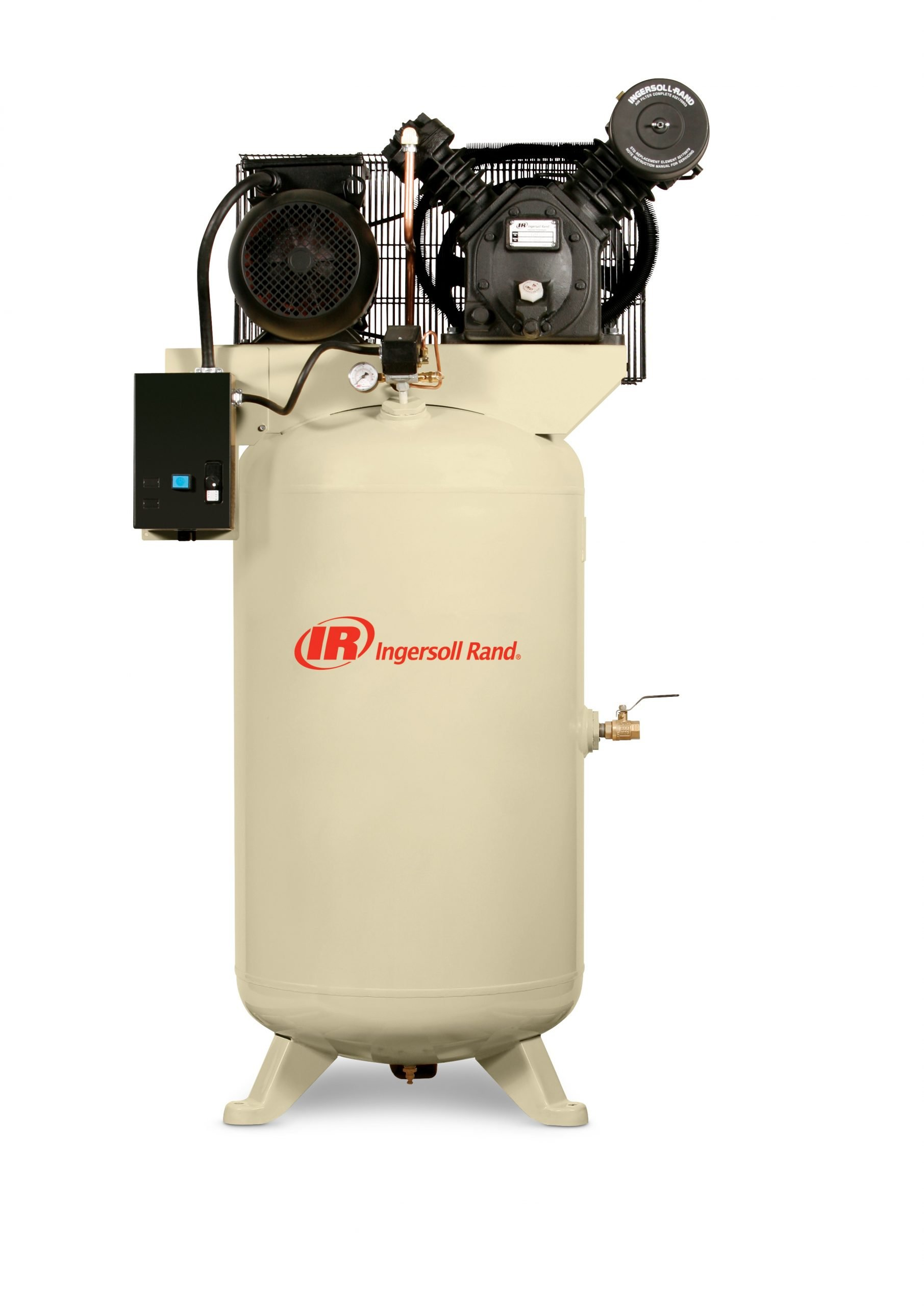 Ingersoll Rand 2340 Review – Best Stationary Air Compressor ?