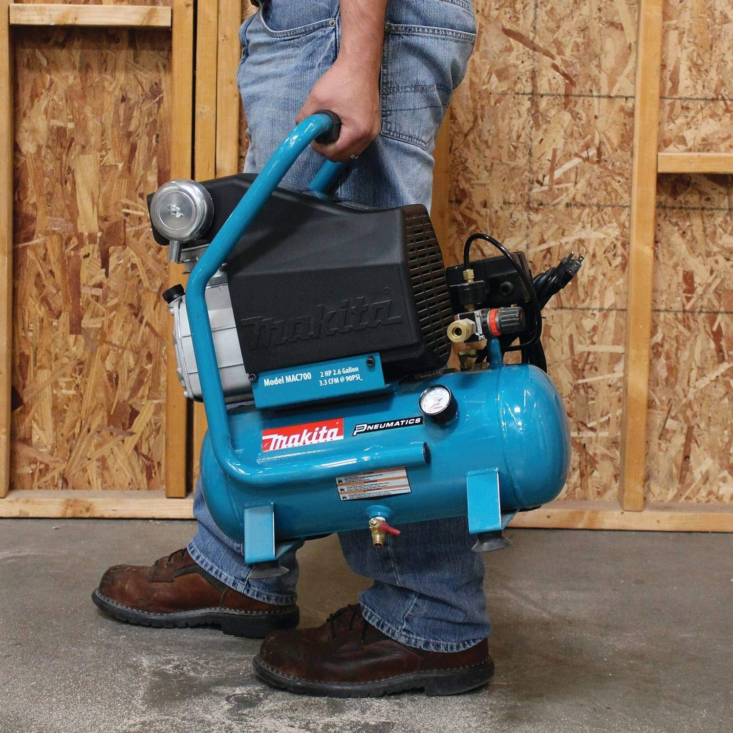 Makita MAC 700 Review