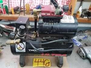 Thomas Compressors motor