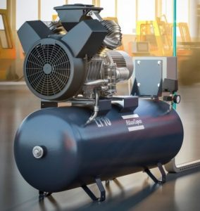 Atlas Capo commercial air compressor