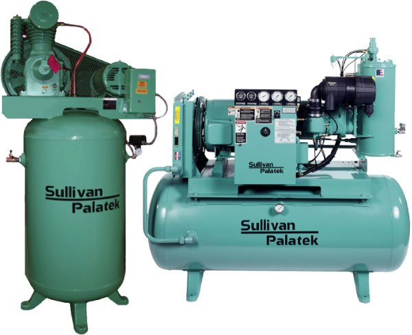 Sullivan Air Compressors