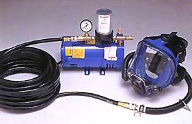 Ambient Air Pumps With Mask