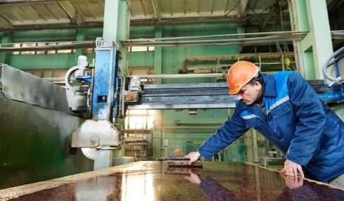 Air compressors For Granite Factory