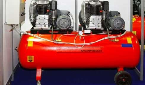 Garage Air Compressor Systems