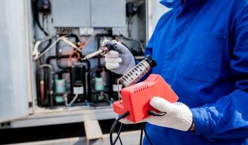 Wire For 220V Air Compressor