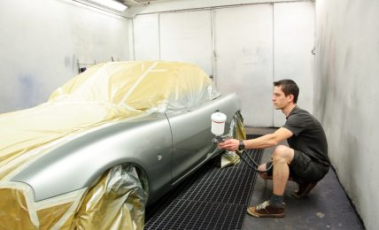 What Size Air Compressor To Paint A Car