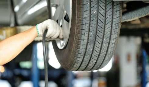 Air Compressor To Fill Car Tires